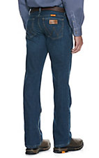 Wrangler Flame Resistant Men's Retro Slim Boot Jeans