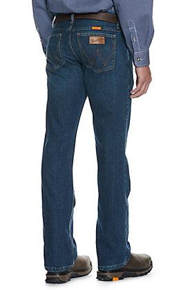 Wrangler Flame Resistant Men's Retro Slim Boot Jeans