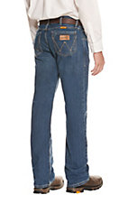 Wrangler Men's Flame Resistant Retro Slim Boot Stretch Jean