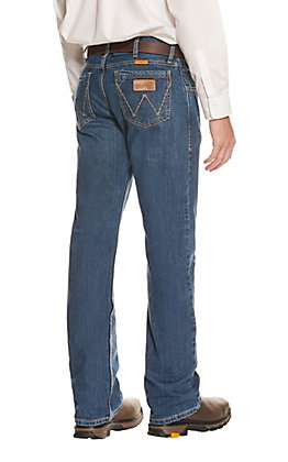 Wrangler Retro Men's Slim Boot FR Stretch Jeans