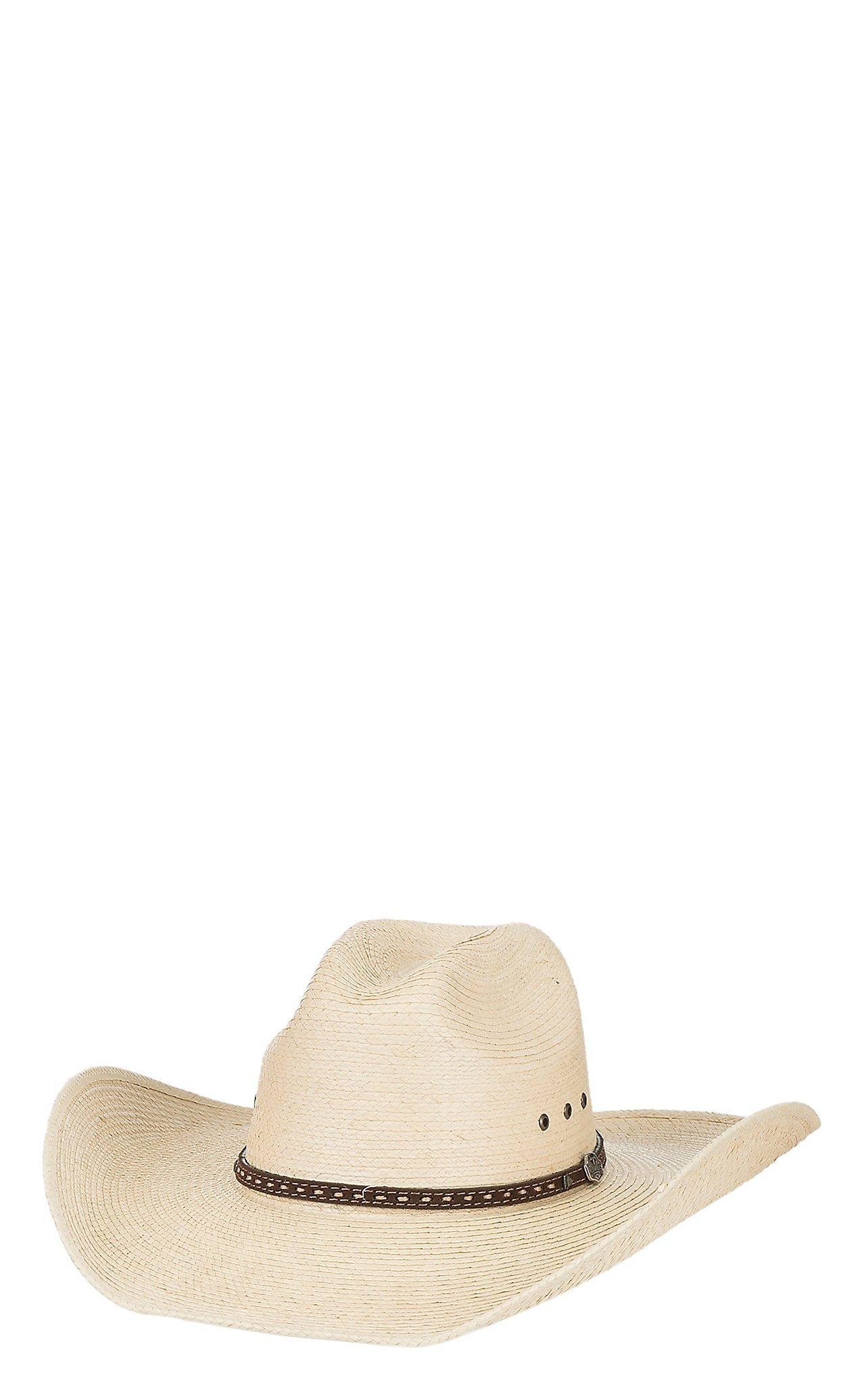 2b1a6fb1e5f Buy Palm Leaf Cowboy Hats On Sale - Discount Western Wear at Cavender s