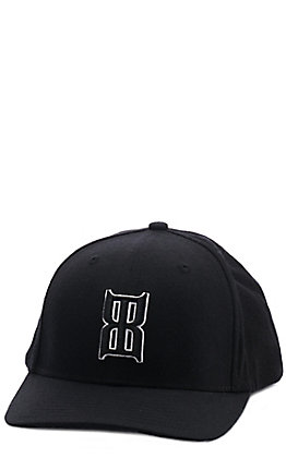 BEX Black Snapback Cap
