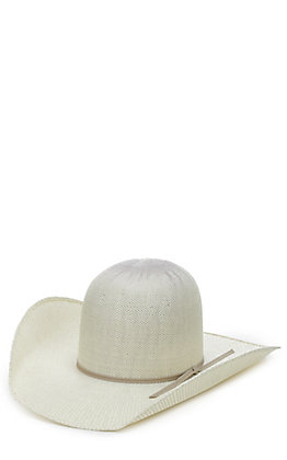 Atwood Men's Grey 2 Cord Cool X Bangora Cowboy Hat
