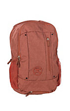 HOOey Copper Textured Backpack