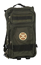 HOOey Green Mighty Adventure Pack Backpack