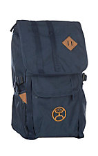 HOOey Navy Topper Do It All Backpack