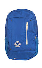 Hooey Rockstar Royal Blue Backpack with Hat Strap