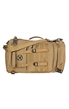 Hooey Tan Davis Convertible Bag to Backpack