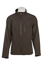 Hooey Men's Cavender's Exclusive Bonded Brown Jacket