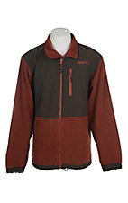 HOOey Men's Chocolate Tech Jacket