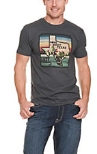 Lazy J Ranchwear Home Sweet Texas Graphic S/S T-Shirt