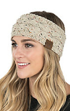 C.C. Beanies Oatmeal Head Wrap
