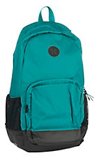Hurley Renegade Teal with Black Accents Laptop Backpack