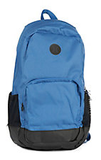Hurley Renegade Blue with Black Accents Laptop Backpack