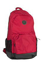 Hurley Renegade Red with Black Accents Laptop Backpack
