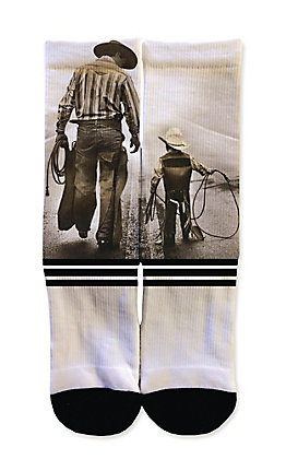 Icon Socks Cowboy and Son Socks