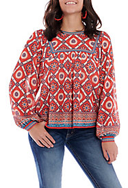 f02889a1e99 Shop Women's Western Shirts and Blouses | Cavender's