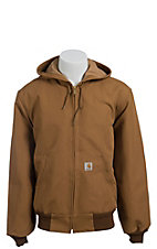 Carhartt Brown Thermal Active Jacket Big