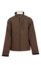 Cinch Men's Brown Bonded w/ Black Logo Cavender's Exclusive Jacket