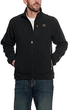 Cinch Men's Black & Khaki Bonded Jacket