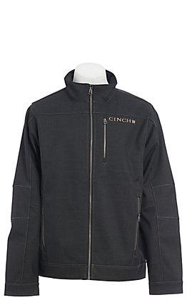 Cinch Men's Grey Bonded Jacket