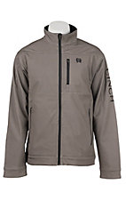 Cinch Men's Brown Bonded with Logo Jacket