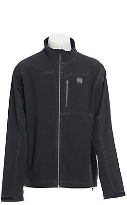 Cinch Men's Textured Black Bonded Jacket
