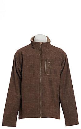 Cinch Cavender's Exclusive Men's Brown Bonded Jacket