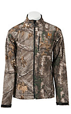 Cinch Men's Relatree Xtra Camo Bonded Softshell Jacket