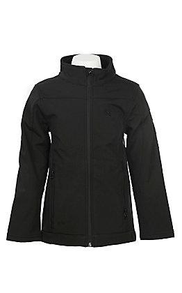 Cinch Boys' Black Bonded Jacket