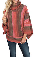 Anne French Women's Sunset Ombre Sweater