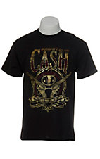 Johnny Cash Mens Tshirt JC1799