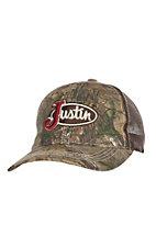 Justin Classic Logo Camo Brown Cap 953d5593a6b3