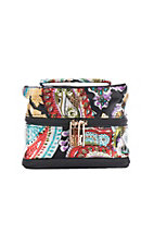 PurseN Cowgirl Chic Tiara Weekender Jewelry Case