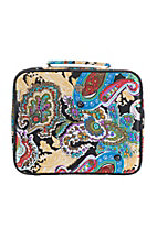 PurseN Cowgirl Chic Tiara Jet Setter Jewelry Case