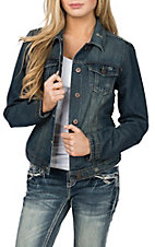 One 5 One Women's Vintage Denim Jacket