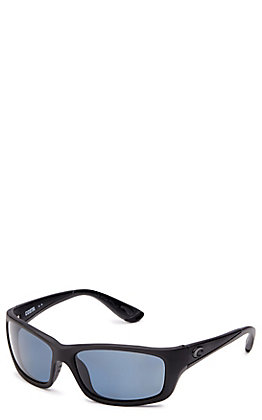 Costa Jose Gray Blackout Sunglasses