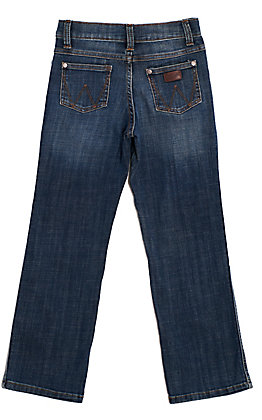 Wrangler Retro Boys' Falls City Relaxed Boot Cut Jeans