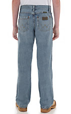 Wrangler Retro Ocean Water Boot Cut Boys Jean Sizes: 1-7