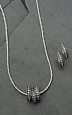 Montana Silver Smith Once in a Blue Moon Jewelry Set