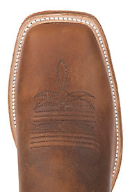 Men's Square Toe Boots