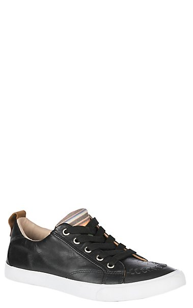 Reba by Justin Women s Black Susie Casual Shoes  21d9eb0007