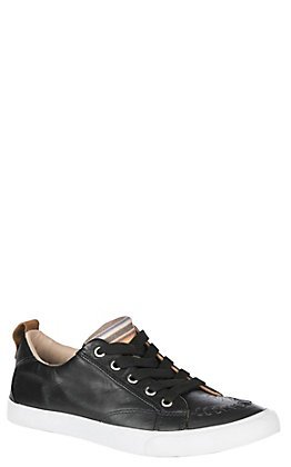 Reba by Justin Women's Black Susie Casual Shoes