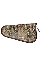 Justin Original Workboots Camo Printed Leather Medium Pistol Case