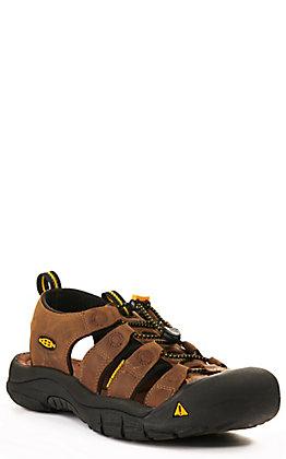 Keen Men's Newport Brown All Terrain Hiker Shoe