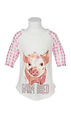 Southern Grace Girls Farm Bred T-Shirt