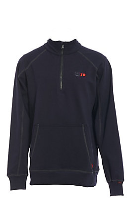 Cinch Men's Navy CAT 2 12.2 OZ. Pullover