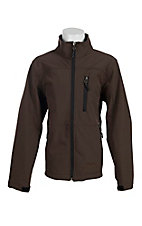 Rafter C Boy's Brown Bonded Jacket
