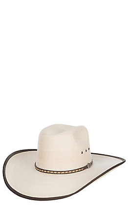 e60bbf7b Cavender's Cowboy Collection 3X Silverbelly Cattleman's Crown Premium Wool  Cowboy Hat. $59.99. Cavender's Ponderosa Palm Leaf Children's Cowboy Hat