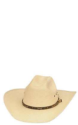 Cavender's Guatamala Palm Leaf Children's Cowboy Hat